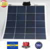 Panel solar Luxe 80W flexible